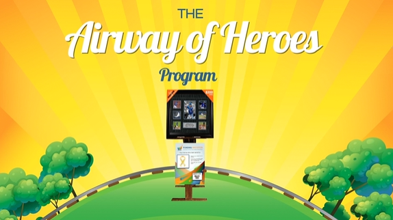 Airway of Heroes